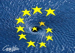 Nuova bandiera europea